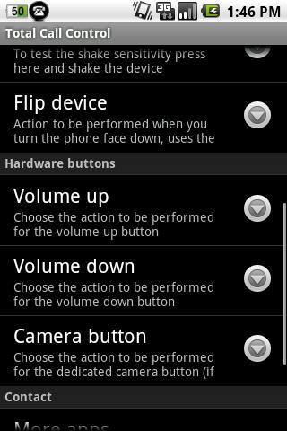 玩通訊App|Total Call Control(Shake Call)免費|APP試玩