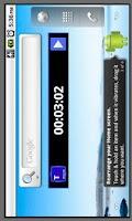 Screenshot of AlertTimer