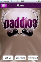 Screenshot of Daddios