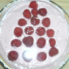 Best Raspberry Mousse Cheesecake