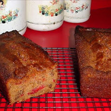 Cherry Loaf Bread