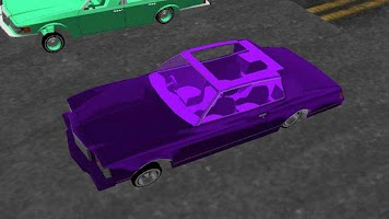 Screenshot of Lowrider Car Game Premium
