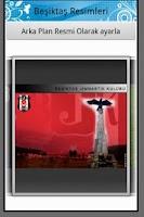 Screenshot of Beşiktaş Resimleri