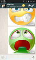Screenshot of What Smileys