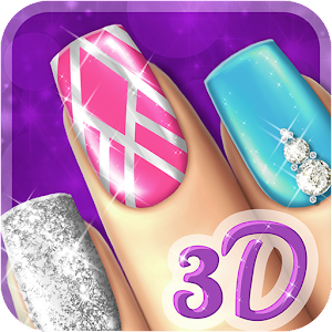 Download beauty nail salon game apk to pc download for 3d beauty salon games