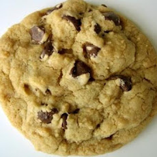 Chocolate Chip Cookie for One!
