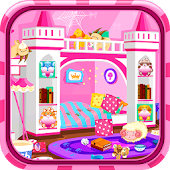 Game Princess room cleanup version 2015 APK