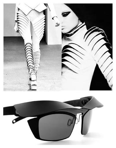 Visor Sunglasses Cabrio