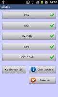 Screenshot of Dokdex