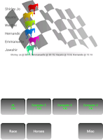 Screenshot of Horse Race Free Game