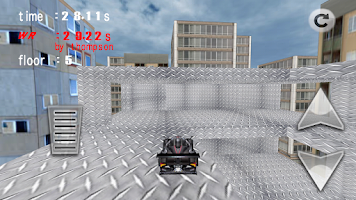 Screenshot of 3D Car Unparking Free