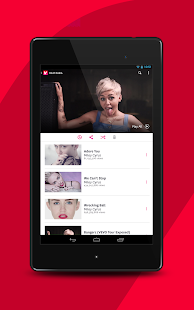 Vevo - Musikvideos Screenshot