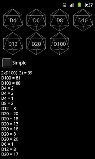 D20Dice