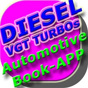 Cover art Diesel VGT Turbos Explained