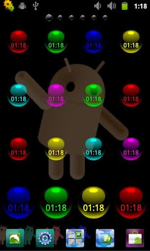 【免費工具App】Crystal Digital Clock-APP點子