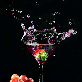 Splash #7 by Rakesh Syal - Food & Drink Fruits & Vegetables