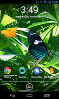 Screenshot of 3D Image Live Wallpaper