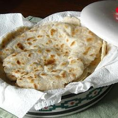 Authentic Mexican Tortillas