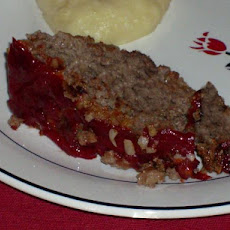 Betty Crocker's Savory Meatloaf