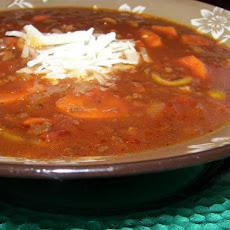 Spanish Hamburger Soup