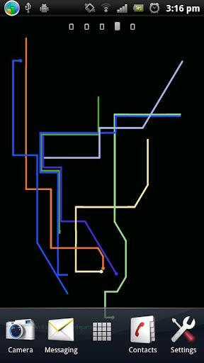 MTA Pro Live Wallpaper