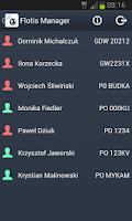 Screenshot of FlotisManager by Yanosik