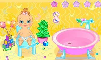 Screenshot of Bad Baby