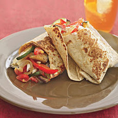 Ratatouille Wraps