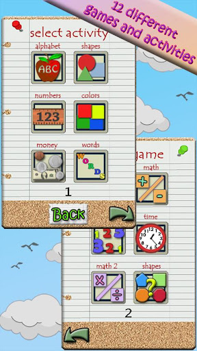 Flashcard Learning Games