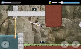 Screenshot of KurCopter cargo helicopter