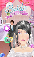 Screenshot of Bride Makeover