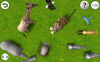 Screenshot of REAL ANIMALS HD (Full)