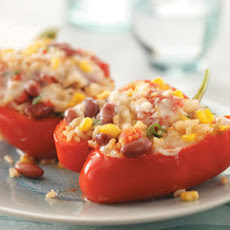 Pronto Vegetarian Peppers Recipe