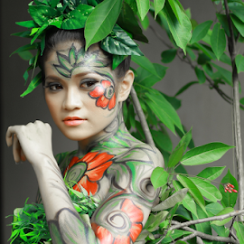 by Rizky Syamhot Lubis - People Body Art/Tattoos