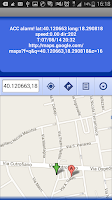 Screenshot of TK103 GPS TRACKER FULL CONTROL