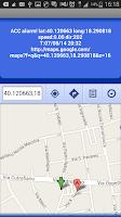 Screenshot of TK103 GPS TRACKER FULL CONTROL