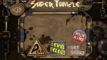 Screenshot of Super Tumble