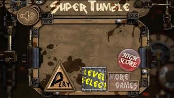 Screenshot of Super Tumble