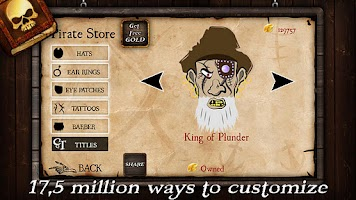 Screenshot of Pirates Life 2: Lost Chapters