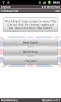 Screenshot of Quiz Country Free