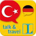 Türkisch talk&travel icon