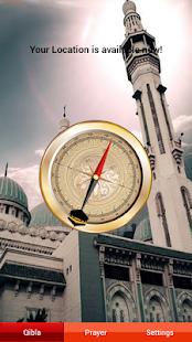 Adhan Alarm and Qibla APK for Nokia