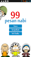 Screenshot of Komik 99 Pesan Nabi