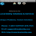 Local Entity Solutions icon