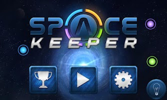 Screenshot of Space Keeper