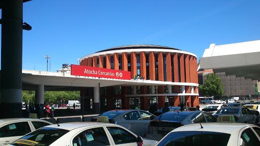 Estación De Cercanías Atocha.
