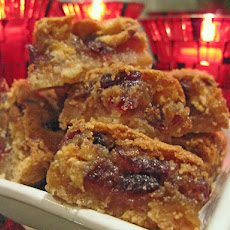 Cranberry Cinnamon Nut Bars