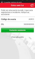 Screenshot of EDP Mobile Lite