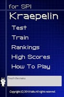 Screenshot of fsKraepelin