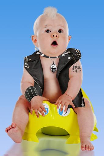 Talking Baby - screenshot